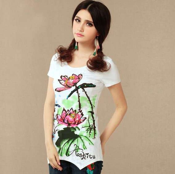 Short-sleeved T-shirt 14
