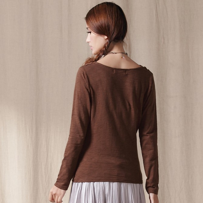 Long-sleeved T-shirt 2