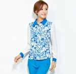 Long-sleeved Blouse 9