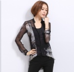 Long-sleeved Blouse 15