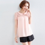 Short-Sleeved Blouse 8